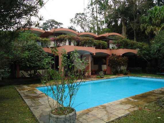 Venda Casa São Paulo Fazenda Morumbi null 1