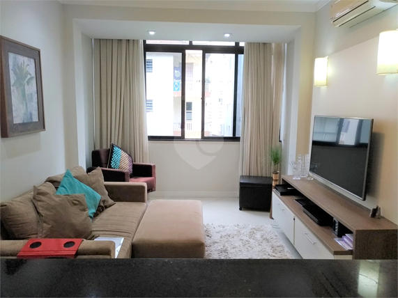 Venda Apartamento Santos Boqueirão REO 22