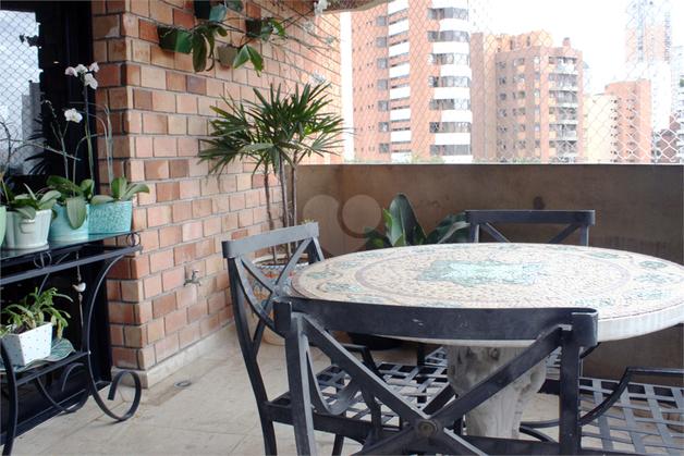 Aluguel Apartamento São Paulo Indianópolis REO 18