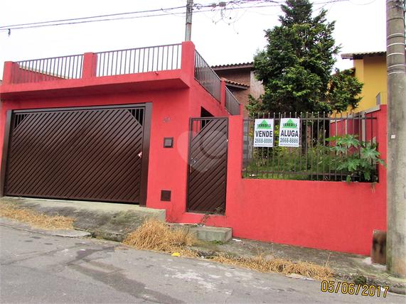 Venda Casa Mogi Das Cruzes Vila Suissa REO 17