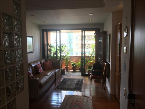 Aluguel Apartamento São Paulo Brooklin Paulista REO 16