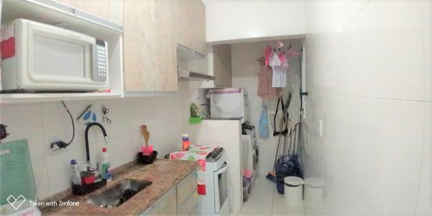 Venda Apartamento Praia Grande Cidade Ocian REO 24