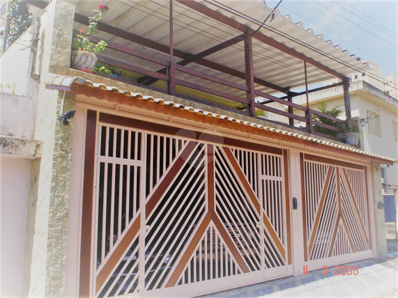 Venda Casa de vila São Paulo Vila Amália (zona Norte) REO 4