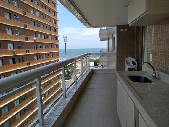 Venda Apartamento Praia Grande Canto Do Forte REO 11