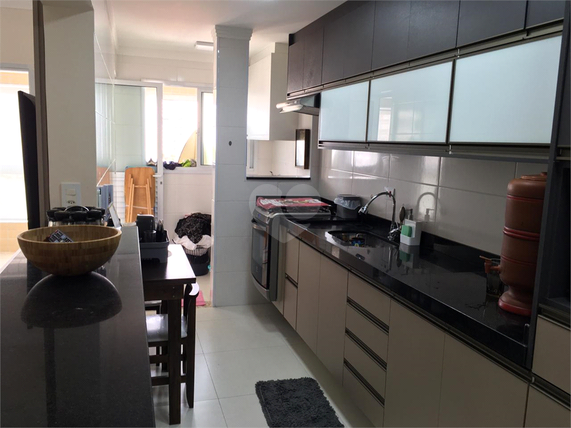 Venda Apartamento Praia Grande Canto Do Forte REO 14