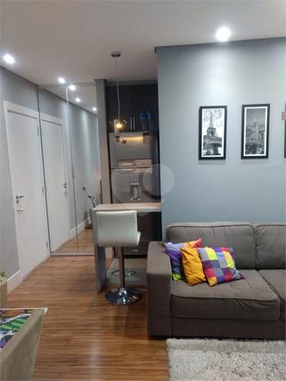 Venda Apartamento Mogi Das Cruzes Parque Santana REO 21