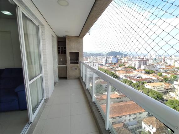 Venda Apartamento Santos Marapé REO 15