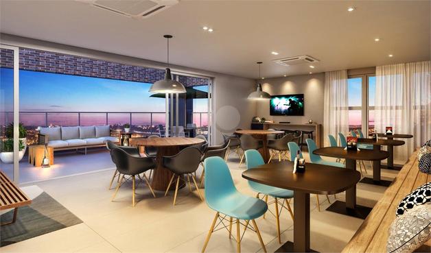 Venda Apartamento Santos Aparecida REO 18