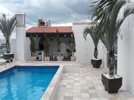 Venda Apartamento Praia Grande Guilhermina REO 7