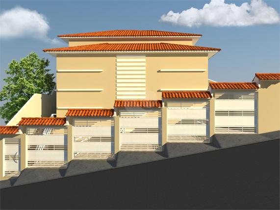 Venda Casa de vila Franco Da Rocha Jardim Progresso REO 2