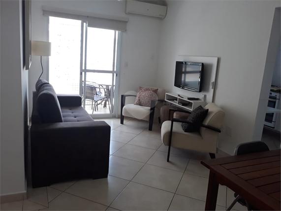 Venda Apartamento Praia Grande Canto Do Forte REO 3