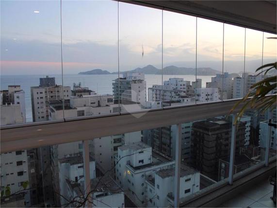 Aluguel Apartamento Santos Boqueirão REO 8