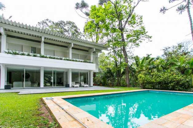 Aluguel Casa São Paulo Jardim Morumbi REO 13