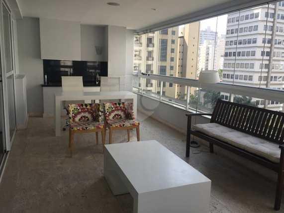 Aluguel Apartamento São Paulo Itaim Bibi REO 14