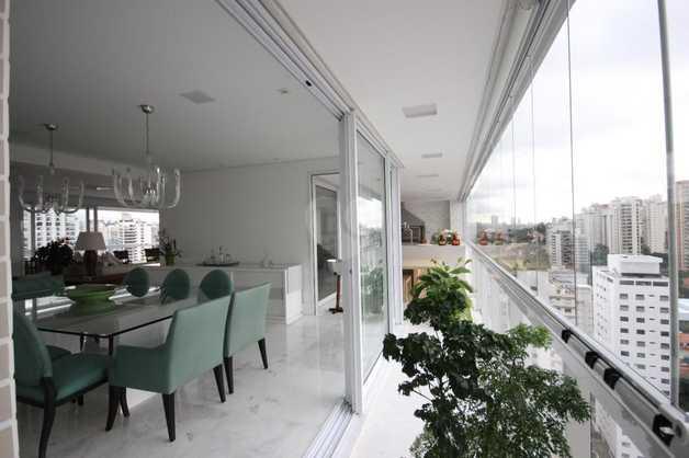 Aluguel Apartamento São Paulo Pacaembu REO 1