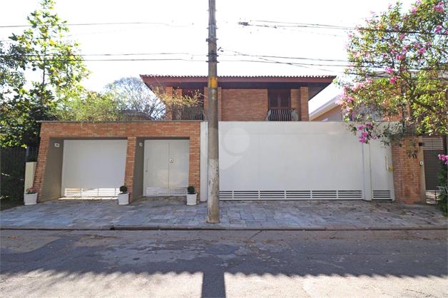 Venda Sobrado São Paulo Alto De Pinheiros REO 4