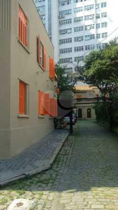 Aluguel Casa de vila São Paulo Higienópolis REO 17