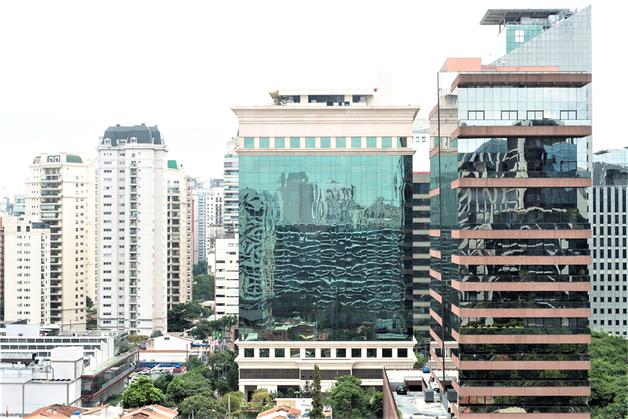 Aluguel Apartamento São Paulo Vila Olímpia REO 4