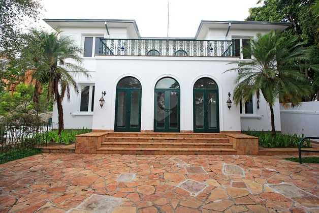 Aluguel Casa São Paulo Higienópolis REO 5